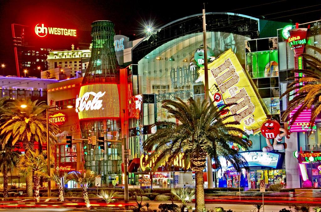 Las Vegas 0361 Coca Cola M Amp Ms David Flickr