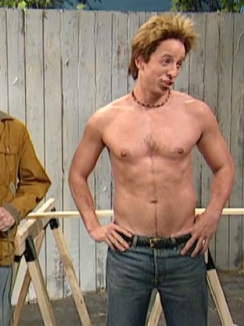 Josh Meyers Nude 38