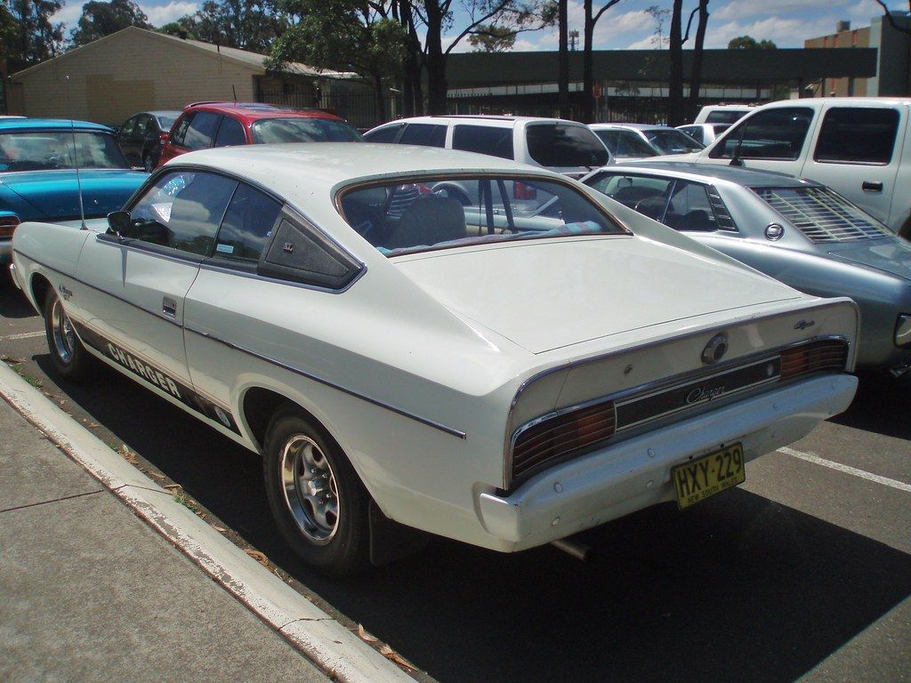 1976 Chrysler Vk Valiant Charger Quot White Knight Special