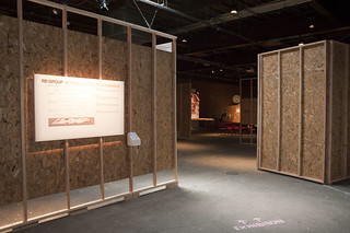 Re:Group - exhibit entrance | by eyebeam