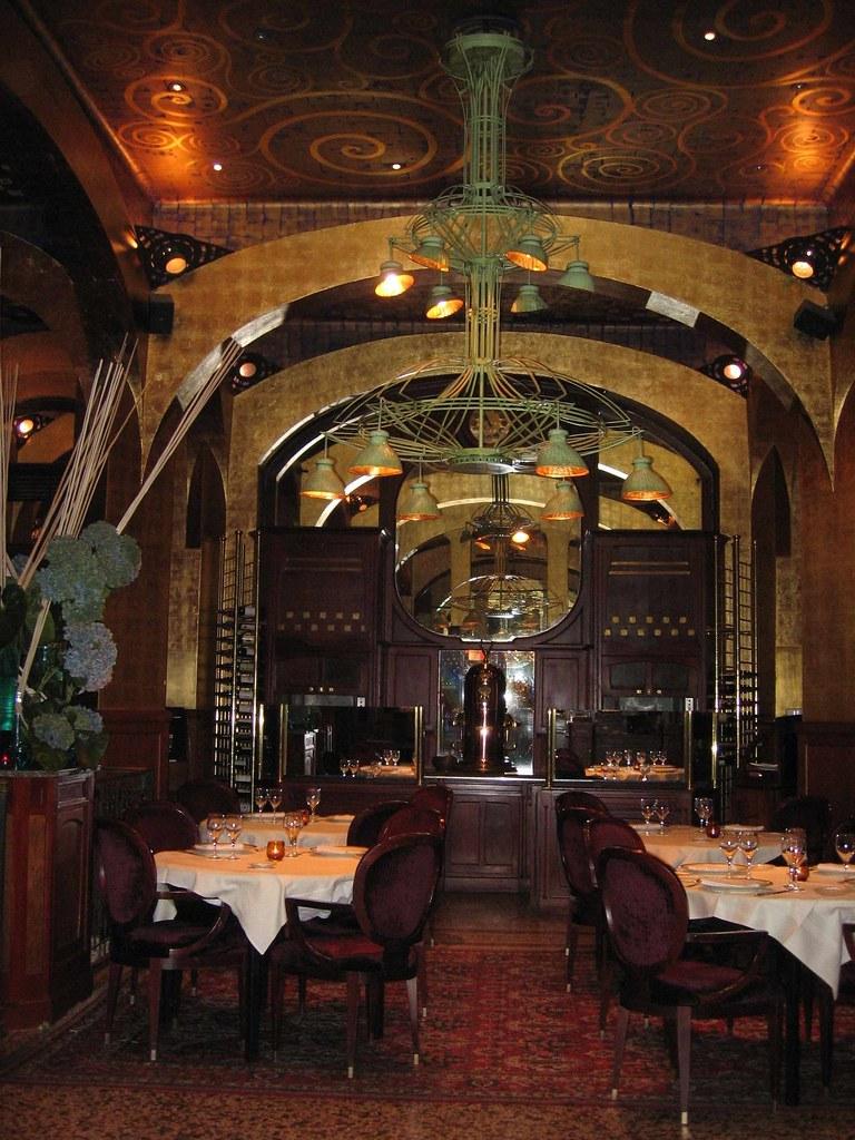 Restaurant Venant Paris