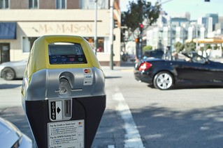 Smart parking meter | by Jun Seita