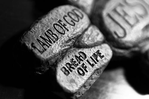 Lamb of God, Bread of Life   Flickr - Photo Sharing!