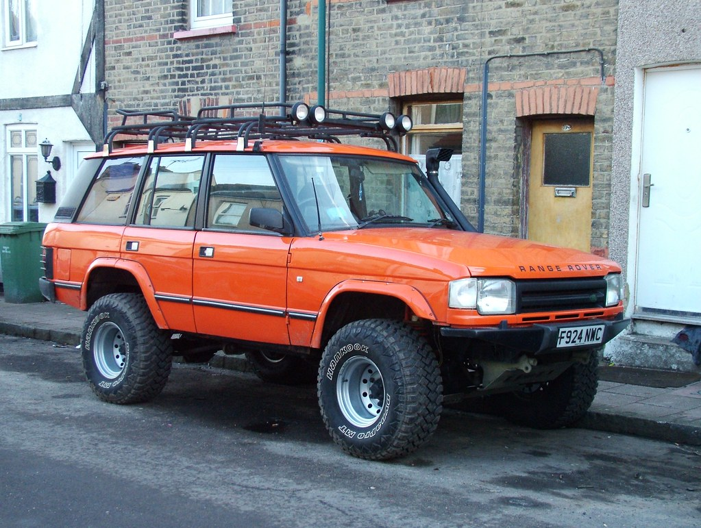 rover range rover vogue off roader 1988 range rover vogue flickr. Black Bedroom Furniture Sets. Home Design Ideas