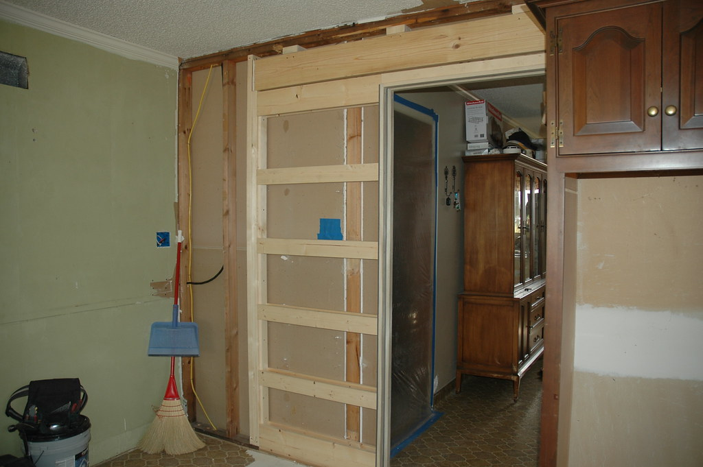 Pocket Door Frame Ravelsher Flickr