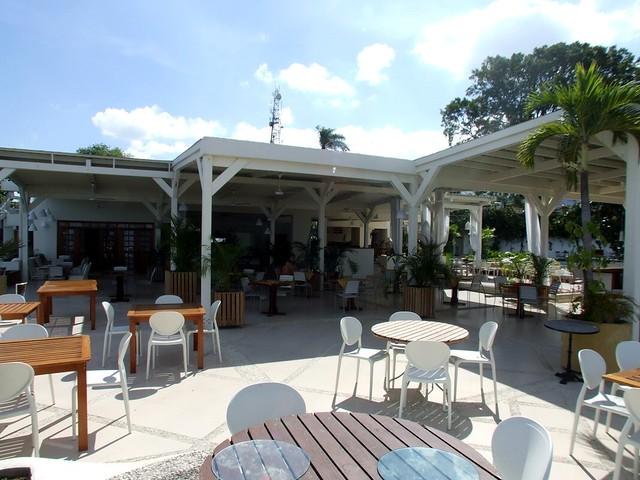Hotel Montana Haiti Restaurant