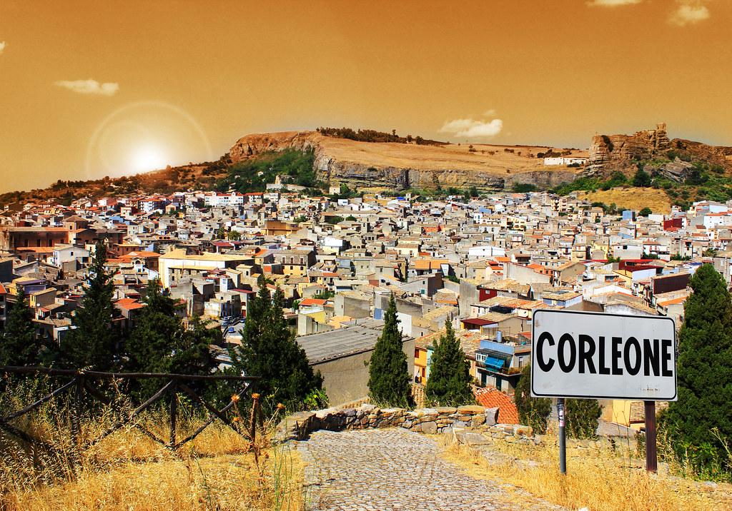 Corleone Sicily Luca Lodi Flickr
