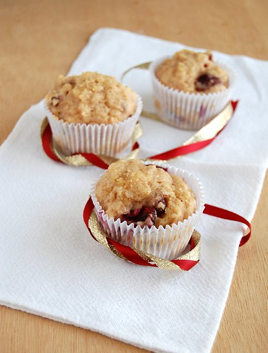 Christmas muffins / Muffins de Natal | by Patricia Scarpin