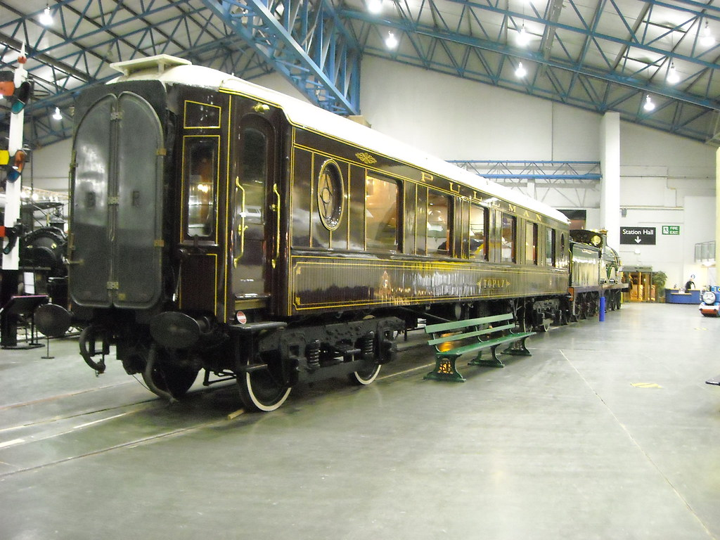 Nrm Pullman Car Company First Class Parlour Car Topaz
