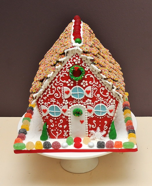 Ginger Cake Patterns And Design : 15 Amazing Christmas Cakes - A Holiday Scene Guff