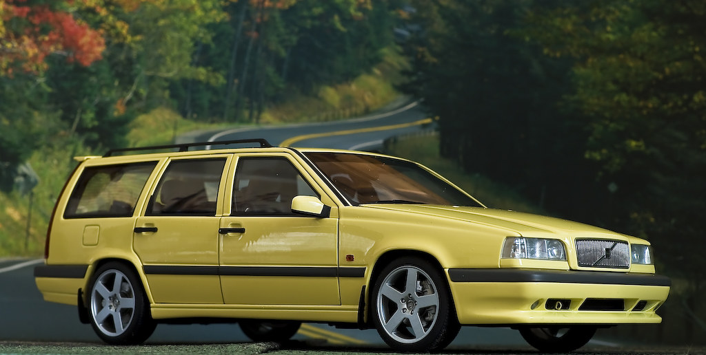 Volvo 850 T5R Estate | 1:18 | SpeedHunter XxX | Flickr