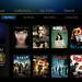 VUDU on PSN: 3D Homescreen