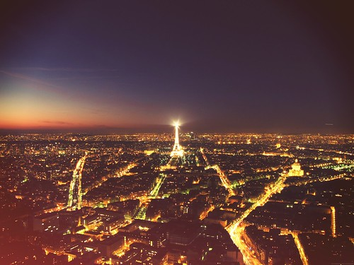 la tour Montparnasse - day 6, ore 19:04 ( E X P L O R E + F R O N T P A G E ) | by Valentina Fanelli