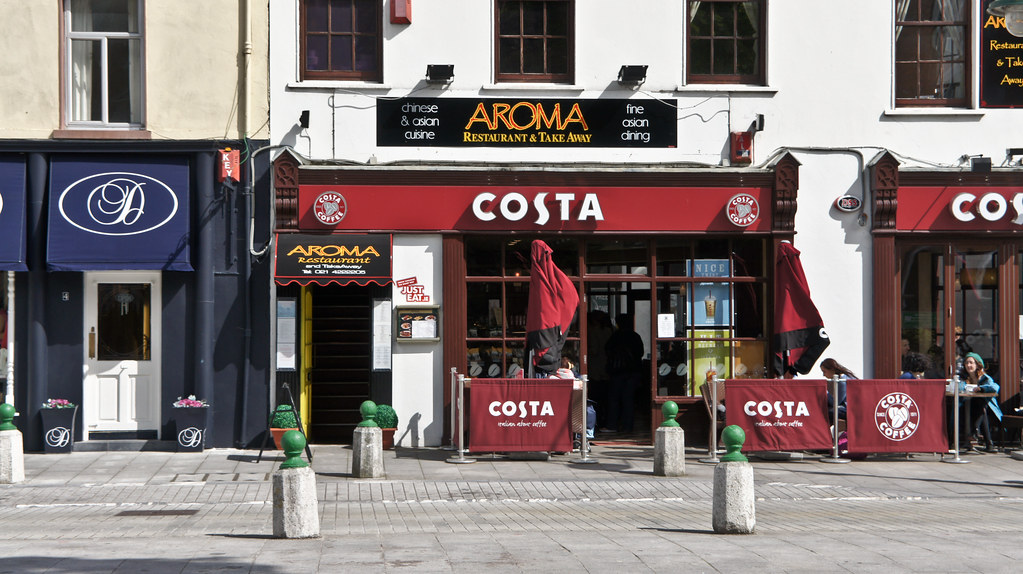 Restaurants in cork for Aroma cuisine bolton