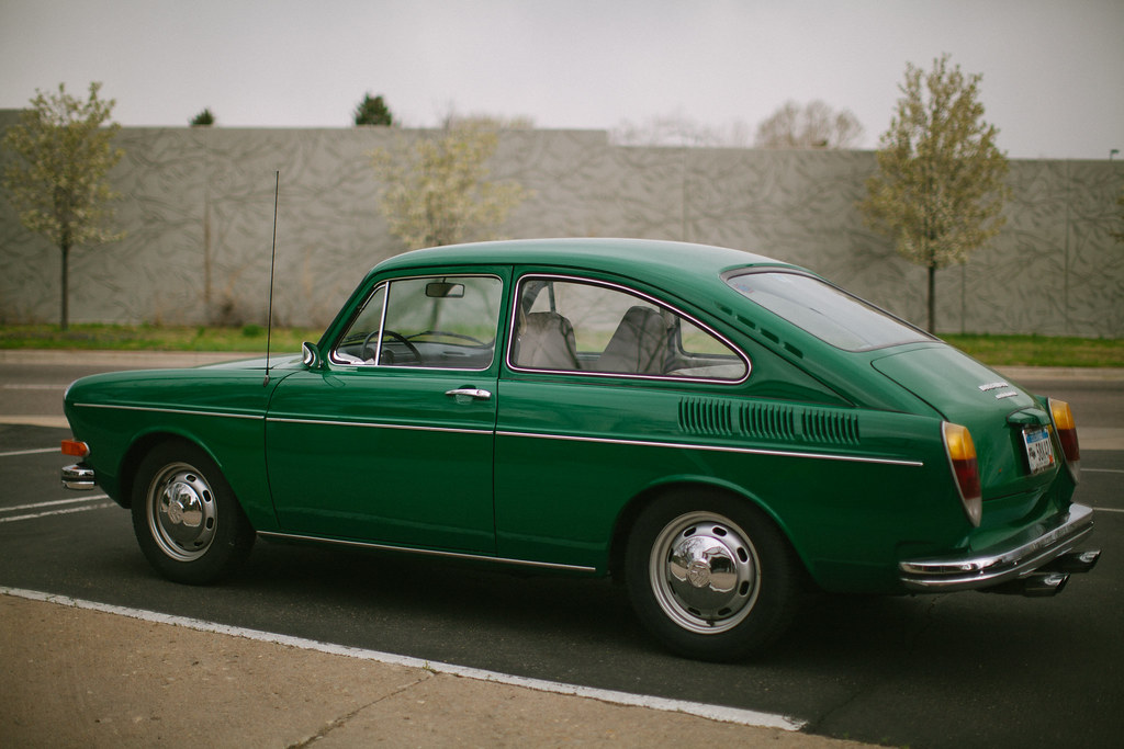 1973 Type 3 VW Fastback | Such a beauty. Processed with Fuji… | Flickr