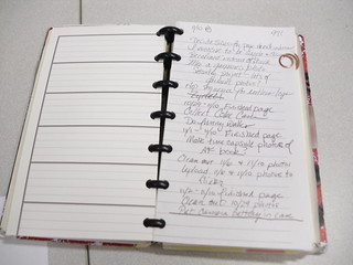 Misc pages in my Autofocus notebook | by rmkoske