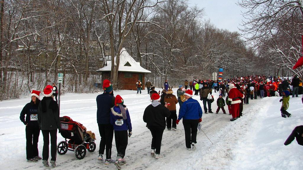 Life Time Fitness Reindeer Run 2010 - Minneapolis, Minneso… | Flickr