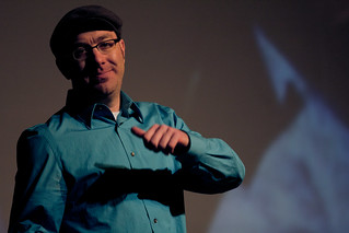Joel Grus - Ignite Seattle 12 | by Randy Stewart
