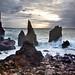 'Gates of Hell', Iceland, Reykjanesta, Coastal Rock Formations