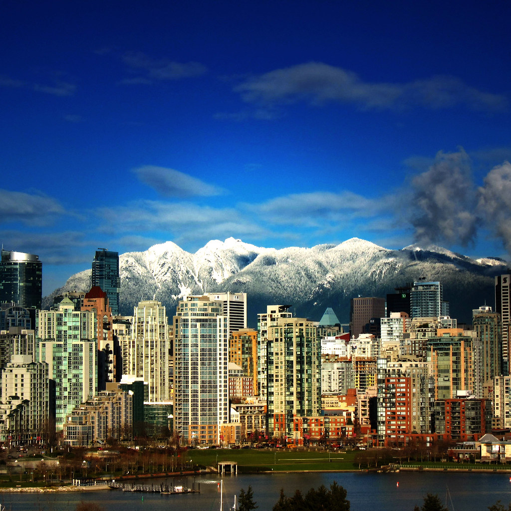 Vancouver Bc Canada: Lotus Land . Vancouver BC .. Canada
