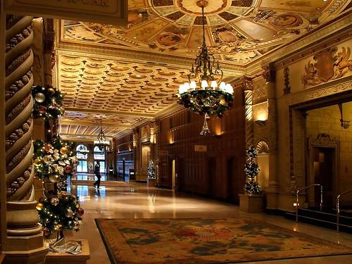 Biltmore Hotel Los Angeles Addreb