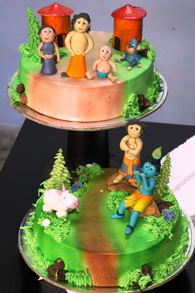 Images Of Chota Bheem Cakes