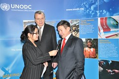 Interview with Mongolian Minister of Justice and Home Affairs