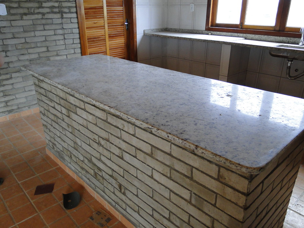 BancadaCozinha america da Casa Ecológica Modelo 05  Flickr # Bancada Cozinha Modular