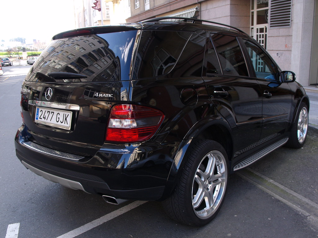 2007 mercedes ml 320 cdi 4matic fiattipoelite flickr. Black Bedroom Furniture Sets. Home Design Ideas