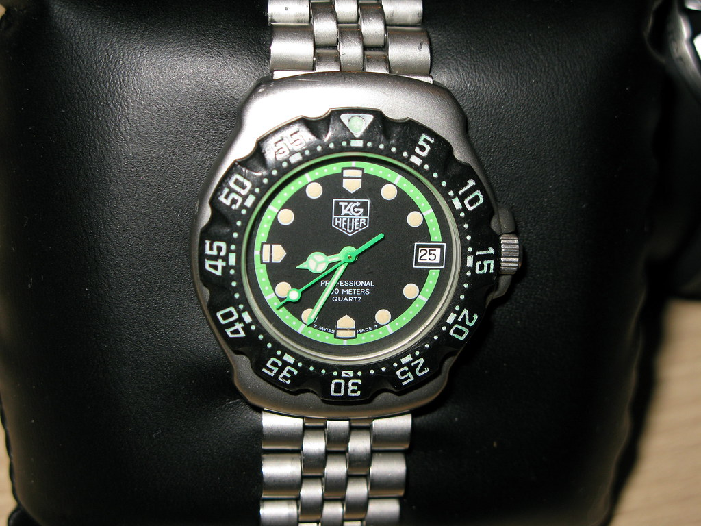 TAG Heuer Formula 1 watches - price TAG Heuer USA