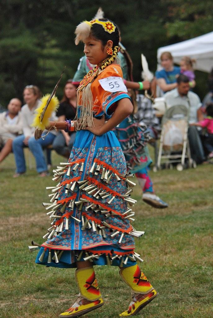 Redhawk Native American Arts Council Pow Wow Jingle Dres