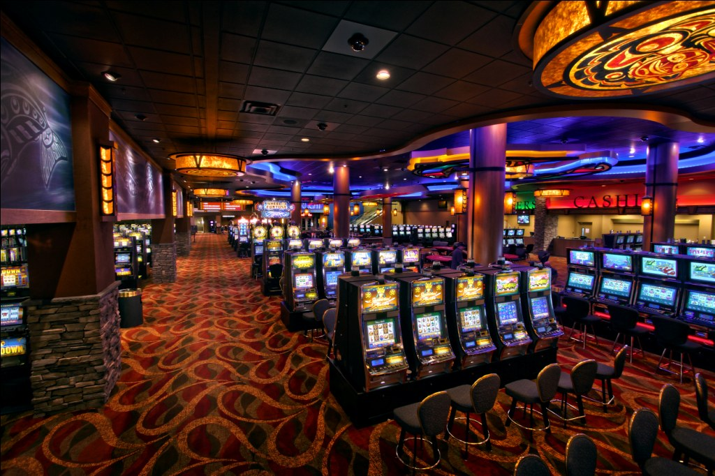 Gaming Floor D 233 Cor Casino Gaming Upgrade Interior Casi
