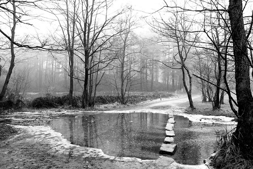 Stepping Stones Car Park Cannock Chase