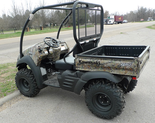 Kawasaki Mule How Much Oil