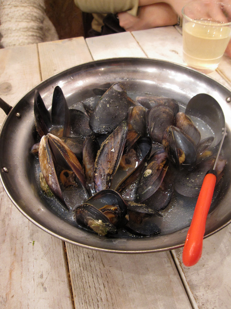 Mussels In Wine Sauce Food Network