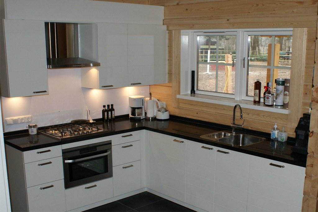Interieur foto van een houten huis logwoning rpm houtbou flickr - Interieur eigentijds houten huis ...