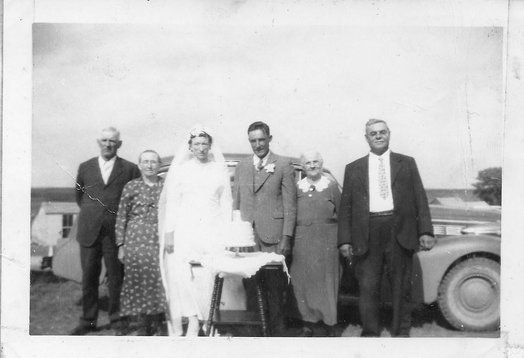My Grandparents Wedding Ring
