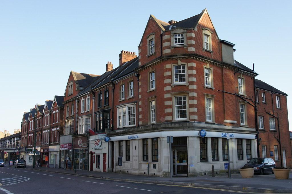 barclays bank 131 poole road westbourne bournemouth flickr. Black Bedroom Furniture Sets. Home Design Ideas
