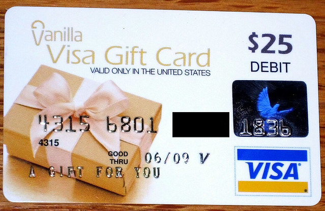 Vanilla Gift Card allowed a charge of $10 and $1 to process on a gift card that I personally purchased and when it was brought to their attention Incomm out of Atlanta REFUSED to refund my money/5(72).