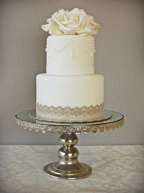 Vintage Wedding Cake Flickr Photo Sharing