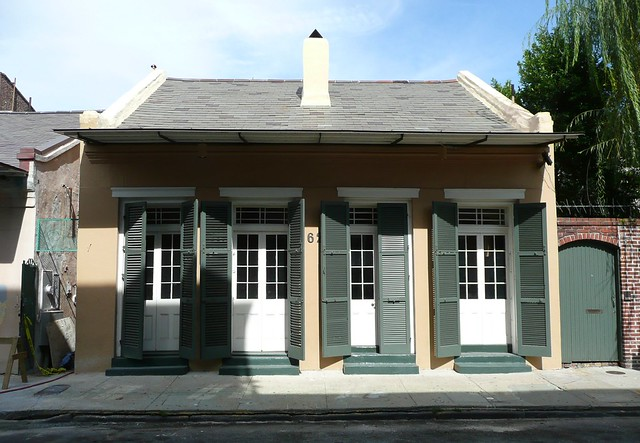 french quarter green shutters flickr photo sharing