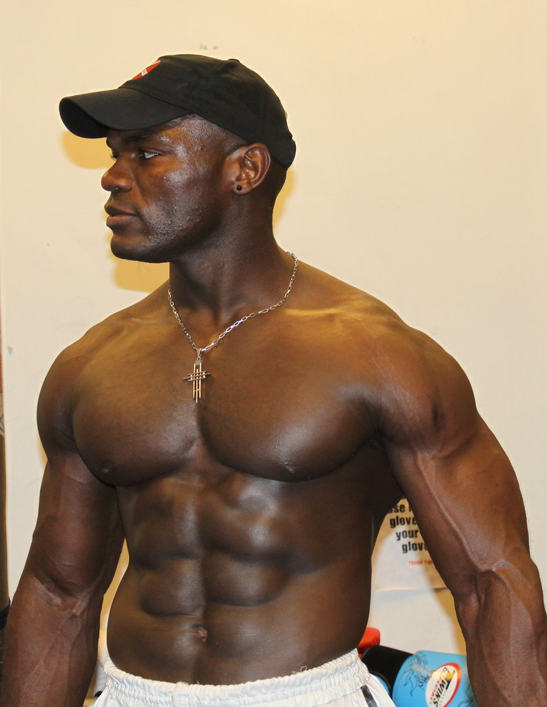 Name: Alain Ngalani Fighter Nickname: The