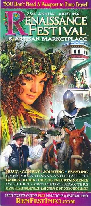 Arizona renaissance festival discount coupons