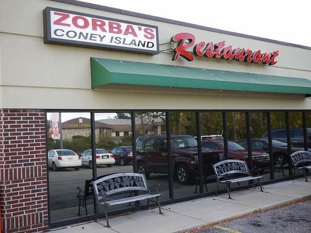 Zorba S Coney Island Flat Rock