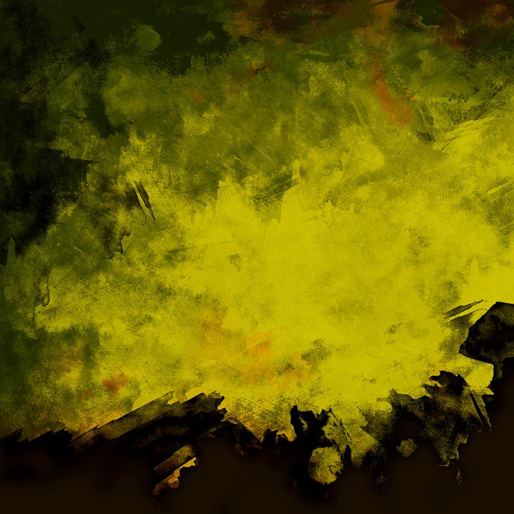 Greeny Yellow Splat Brett Jordan Flickr