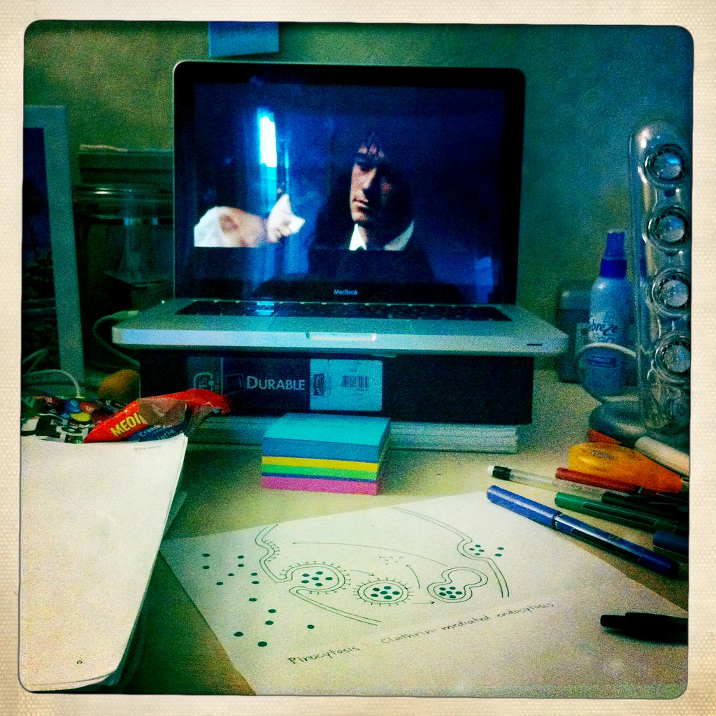 Watching 500 days of summer while studying drawing for Architecture drawing 500 days of summer