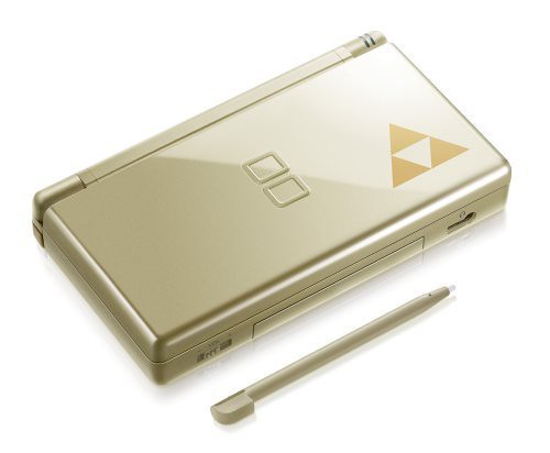 nintendo zelda limited edition ds lite nintendo gold zelda flickr. Black Bedroom Furniture Sets. Home Design Ideas