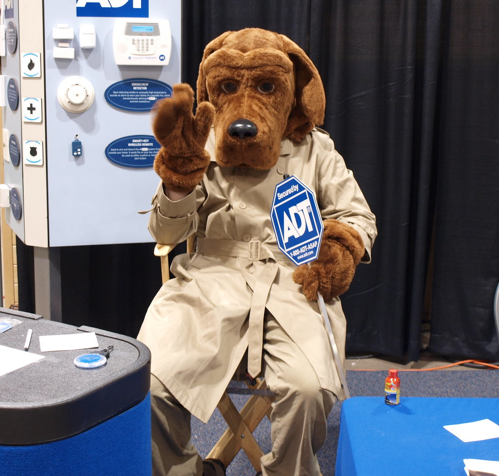 Home Security Dog Training