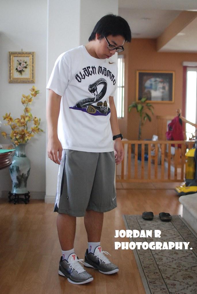 Nike Zoom Kobe VI 6 China Edition