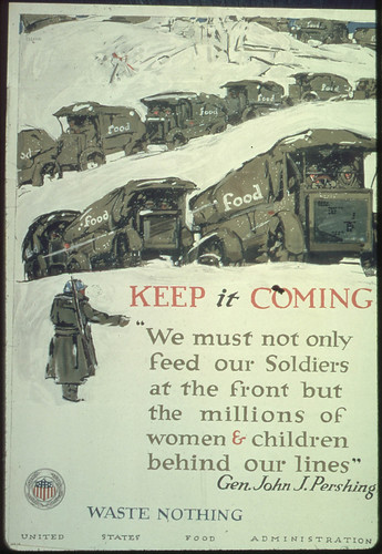 """Keep It Coming..."" 